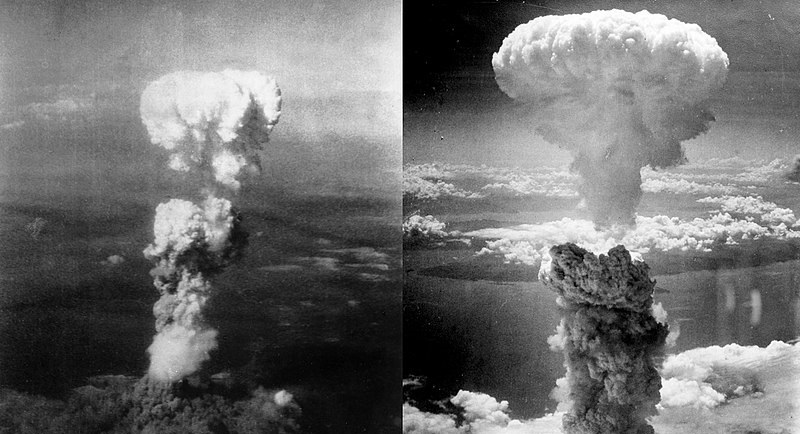 Bomber över Japan