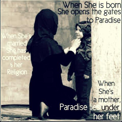 Respektera din mor