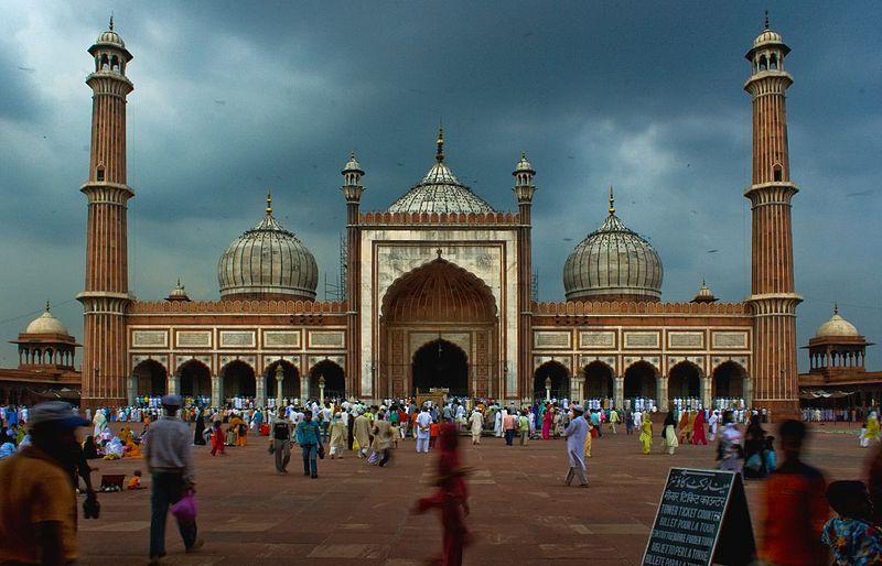 Jama Masjid i Indien