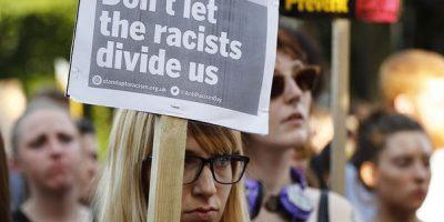 Aktivister mot hatkampanjen