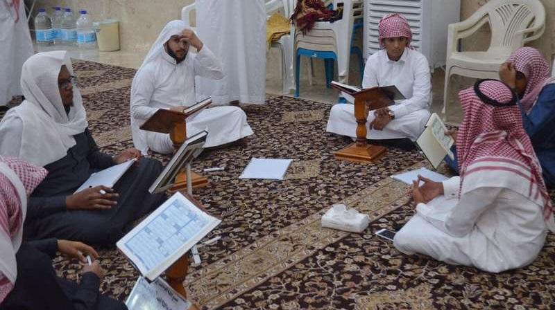 Koran memorering för döva