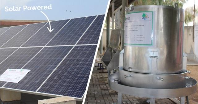 Vattenreningsverk Gaza