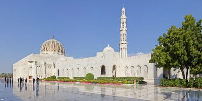 Sultan Qaboos moske