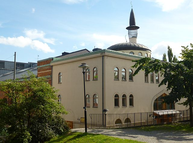 Stockholm moské