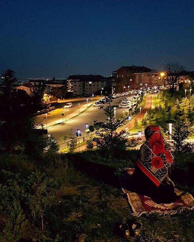 Muhammad Ali-parken i Ankara - Turkiet