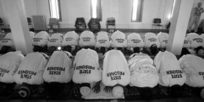 Muslimer i fängelse i USA