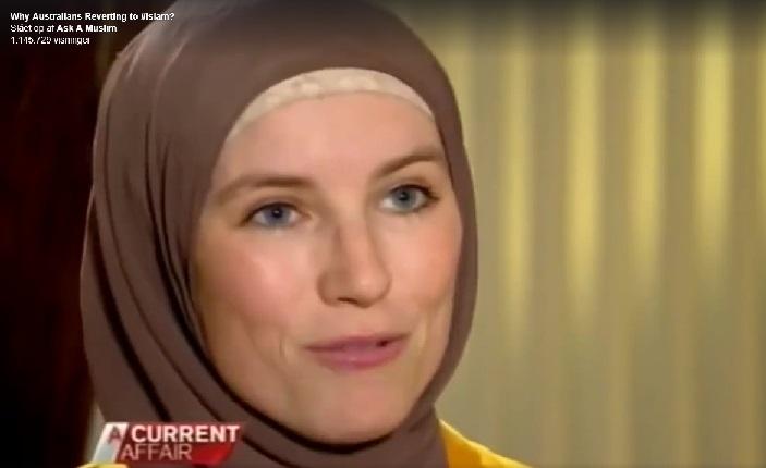 australier blir muslimer