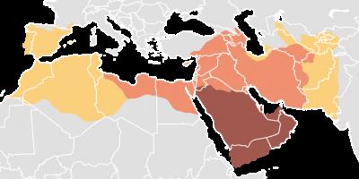 Den islamiska expansionen