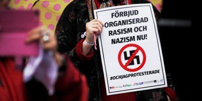 Förbjud rasismen