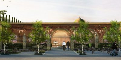 Europe's first eco mosque