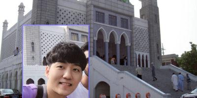 Seoul mosque, Daud Kim